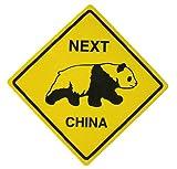 トラベルステッカー《PANDA/パンダ》防水加工