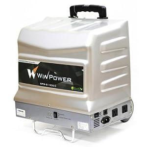 高出力1000W&大容量1000Whポータブル電源