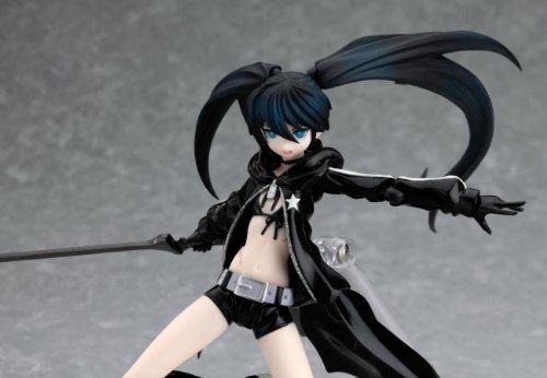 figma ブラック★ロックシューター (「オリジナルアニメーションDVD」同梱)