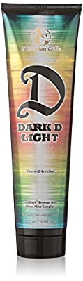 Australian Gold Dark Light Tanning Lotion, 10.0 Fluid Ounce