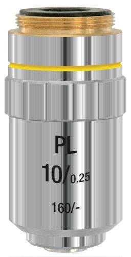 Bresser Objektiv - 5941510 - DIN-PL 10x planachromatisch (Mikroskop)