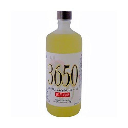 乙「3650」麦27°/神楽酒造     720ML 1本
