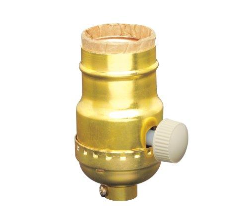 leviton-6151-incandescent-lamp-holder-socket-dimmer-metal-finish-brass-color