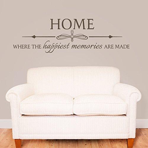 casa-dove-la-famiglia-felice-memaries-sono-realizzati-in-vinile-da-parete-con-citazione-da-parete-ad