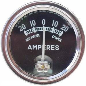 Djs Tractor Parts Ammeter Gauge (20-0-20) Abc016