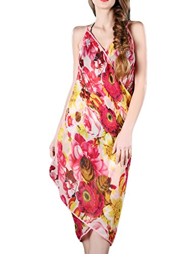 anca-demi-womens-floral-spaghetti-strap-dress-bikini-cover-up-yellow