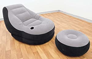 Intex Recreation Ultra Lounge With Ottoman Phashionique
