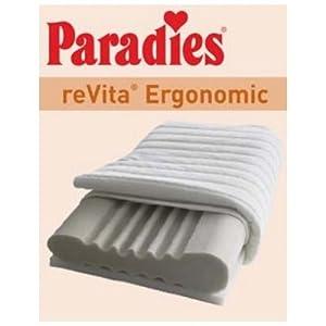 Paradies Nackenstützkissen reVita® Ergonomic 40x80 cm    Kritiken und weitere Informationen