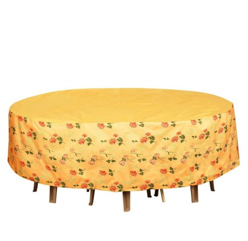Design Expressions - 84-Inch Long Oval/Rectangular Table and Chair Combo Cover 30-Inch Drop (P5A14FA3) - Buy Design Expressions - 84-Inch Long Oval/Rectangular Table and Chair Combo Cover 30-Inch Drop (P5A14FA3) - Purchase Design Expressions - 84-Inch Long Oval/Rectangular Table and Chair Combo Cover 30-Inch Drop (P5A14FA3) (Design Expressions, Home & Garden,Categories,Patio Lawn & Garden,Patio Furniture,Cushions Covers & Pillows,Patio Furniture Covers,Tables)