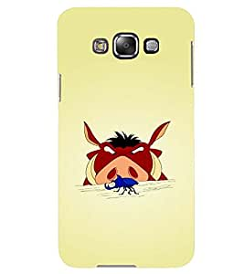 PRINTSWAG CARTOON CHARACTER Designer Back Cover Case for SAMSUNG GALAXY GRAND 3