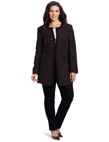 Pendleton Women's Plus-Size Town Jacket