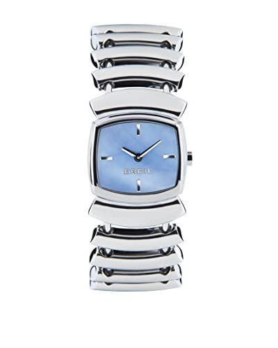 Breil Orologio al Quarzo Flowing Watches Argento Unica