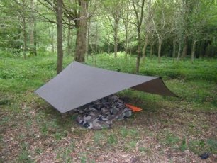 Large Tarp for Hennessy Expedition Hammock