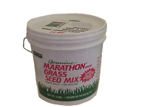 Southland Sod 28 Marathon III Grass Seed Mix, 5 Pounds
