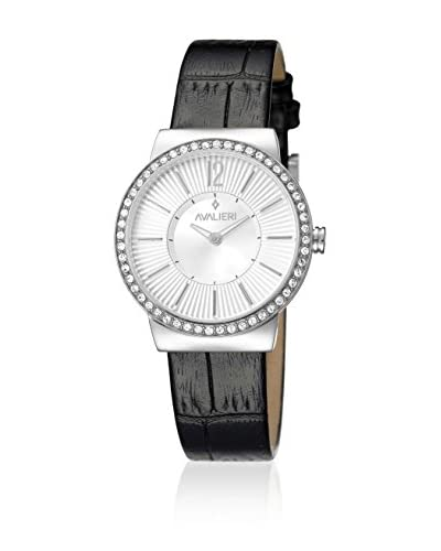 Avalieri Reloj de cuarzo  Negro 38 mm