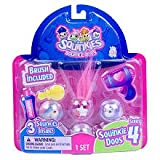 Squinkies Pencil Topper Series 4 Squinkie Doos Set