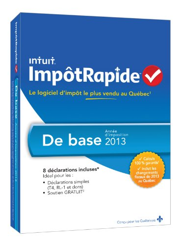 INTUIT IMPOTRAPIDE DE BASE TY13 [OLD VERSION]