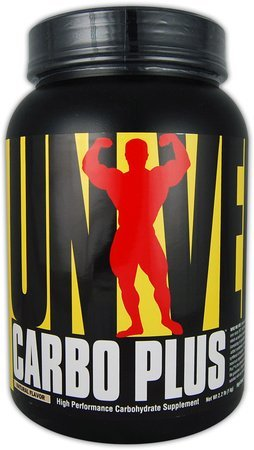 Universal Nutrition Carbo Plus Unflavored 2.2lb Weight Gain
