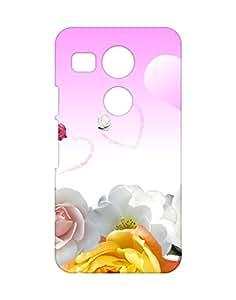 Mobifry Back case cover for LG Google Nexus 5X Mobile (Printed design)