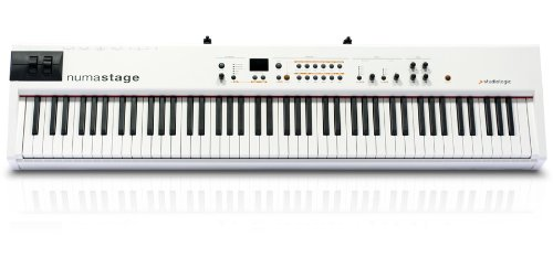 Studiologic Numa-Stage 88-Key Hammer Action Keyboard Controller With Triple Switch Detection System