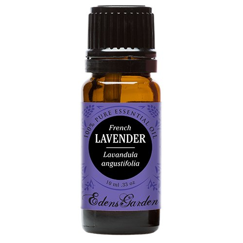 French Lavender 100% Pure Therapeutic Grade Essential Oil by Edens Garden- 10 ml