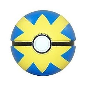 Jakks Pacific Pokemon Toy Soft Foam Pokeball Quick Ball