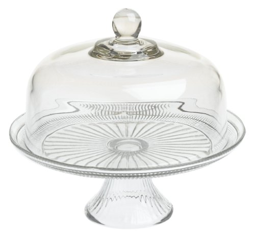 Anchor Hocking Canton Cake Dome (Glass Cake Stands compare prices)