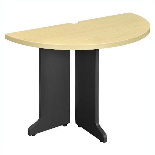 Altra Pursuit Large Conference Table Bundle Natural Gray