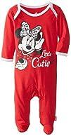 Disney Baby Baby-Girls Newborn Disneys Mickey Mouse Sleep N Play