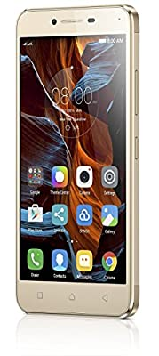 Lenovo Vibe K5 (Gold, 16GB)