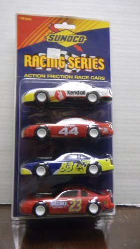 sunoco-racing-series-aciton-friction-race-cars-138-scale-set-of-4-by-sunoco