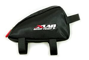 XLAB X-Large Rocket Pocket Bag (Black)