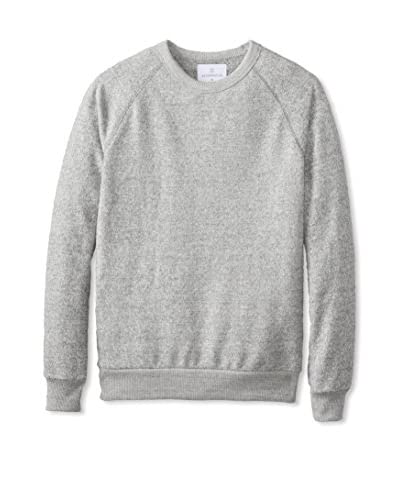Alternative Men's Jaspe Crew Neck Pullover