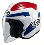 アライ(Arai) SZ-Ram4 スペンサー ヘルメット トリコロール Mサイズ(57-58cm)