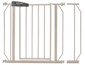 Evenflo SimpleStep Pressure Gate Taupe
