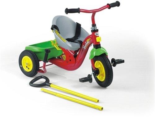 rolly toys 091584 Dreirad mit Schiebestange Swing Vario