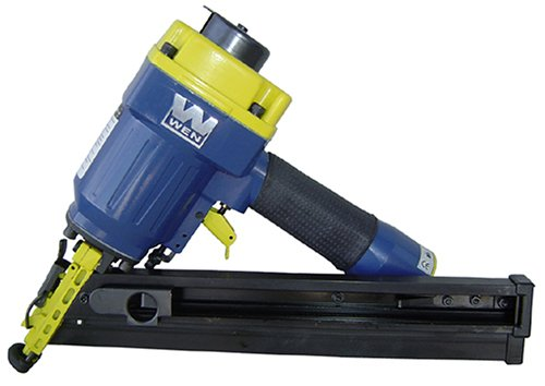 WEN 61760 1-1/2-to-2-1/2-Inch 15-Gauge Angled Finish Nailer