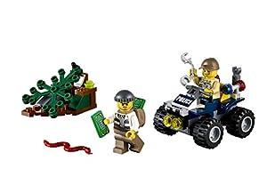City Police LEGO ATV Patrol