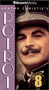Poirot: 3pc Box: Set 8 - Vhs