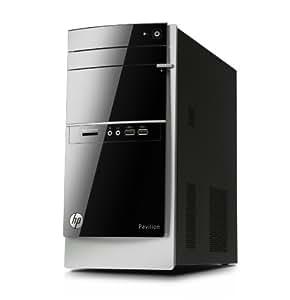 HP Pavilion 500-211nf Unité Centrale Noir (Intel Core i3 4130,  6 Go de RAM, Disque dur 2 To, AMD Radeon R5 235, Windows 8.1)