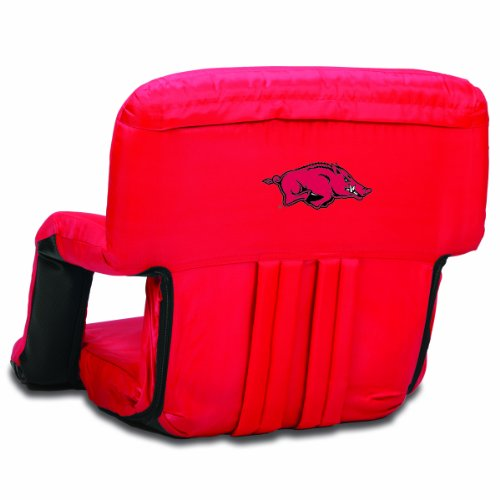 NCAA Arkansas Razorbacks Ventura Portable Reclining Seat at Amazon.com