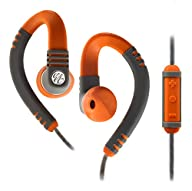 Yurbuds Explore Pro Gray/Orange Behin…