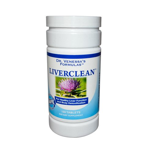 Dr. Venessas Liver Clean 100 Tabs