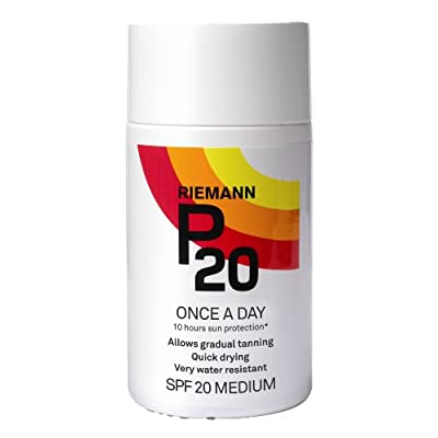Riemann P20 Once a Day 10 Hours Protection SPF 20 Medium 200ml