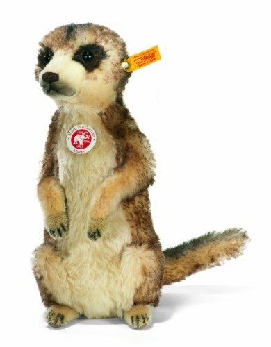 Steiff 30cm Mungo Meerkat Sitting Up (Brown)