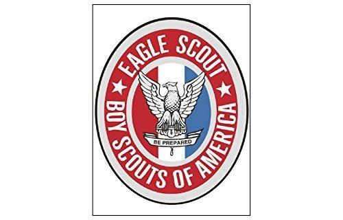 eagle-scout-emblem-cake-topper-edible-image-sugar-sheet-cake-decoration-personalized-boy-scout-by-n-