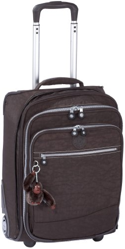 Kipling Women's Tucson N Expandable Trolley/Cabin Size Expresso Brown K13095740 Small