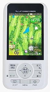 イーグルビジョン EAGLE VISION ゴルフGPS EV-027CL