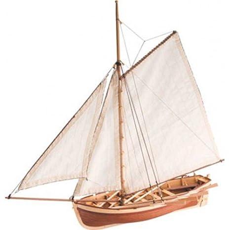 Maquette barque auxiliaire du Bounty