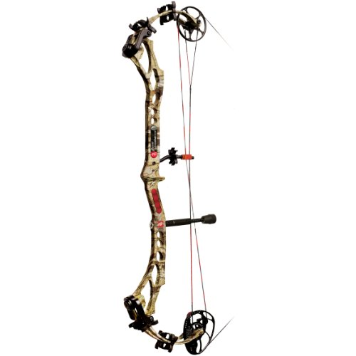 PSE Bow Madness XL Left Hand Bow, 70-Pound, Mossy Oak Break Up Infinity